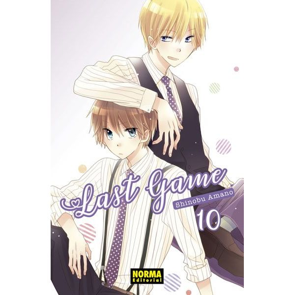 Last Game #10 Manga Oficial Norma Editorial