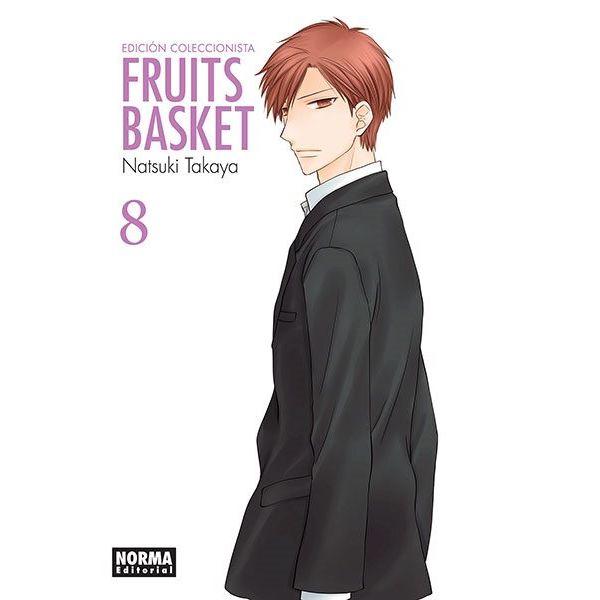 Fruits Basket Edición Coleccionista #08 Manga Oficial Norma Editorial