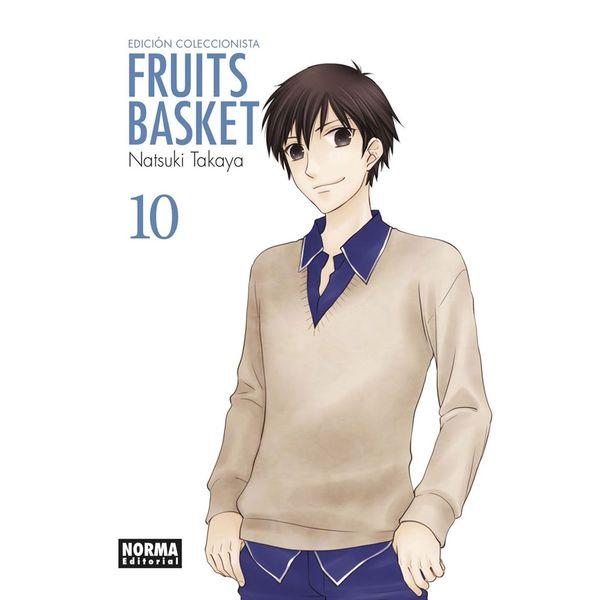 Fruits Basket Edición Coleccionista #10 Manga Oficial Norma Editorial