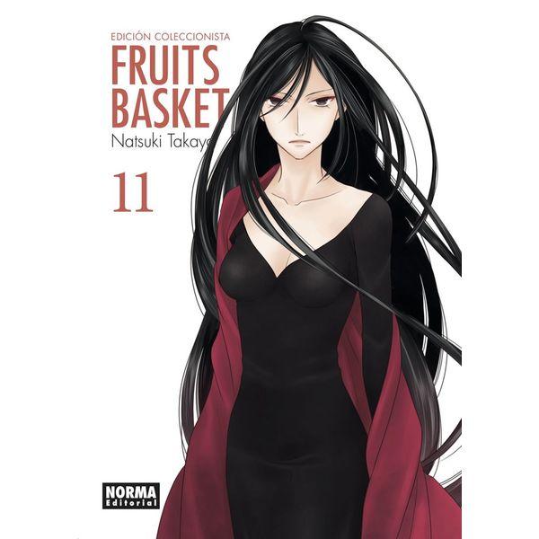 Fruits Basket Edición Coleccionista #11 Manga Oficial Norma Editorial