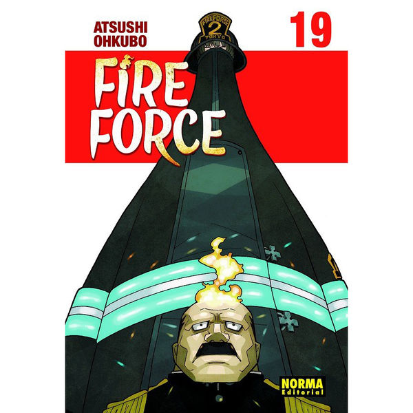 Fire Force #19 Manga Oficial Norma Editorial