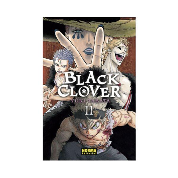 Black Clover #11 Manga Oficial Norma Editorial