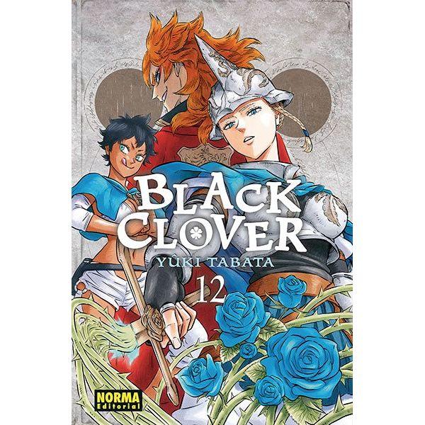 Black Clover #12 Manga Oficial Norma Editorial
