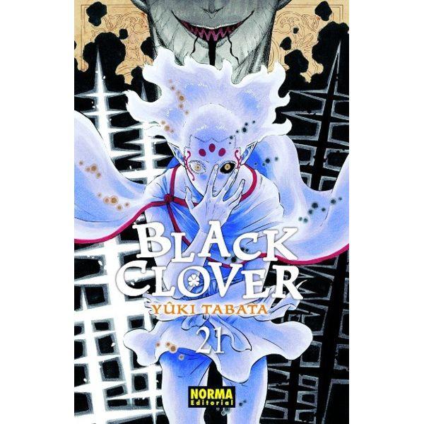 Black Clover #21 Manga Oficial Norma Editorial