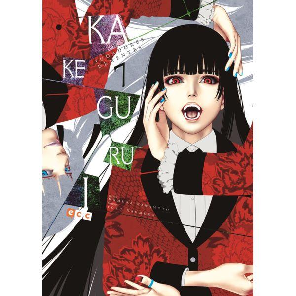 Kakegurui Jugadores Dementes #07 Manga Oficial ECC Ediciones