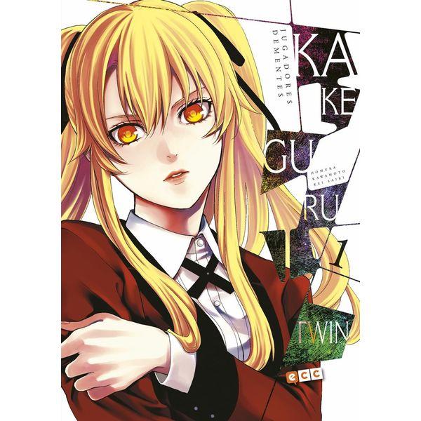 Kakegurui Twin Jugadores Dementes #02 (spanish)