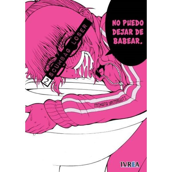 Scumbag Loser #02 Manga Oficial Ivrea
