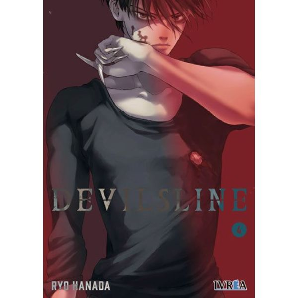 Devils Line #04 Manga Oficial Ivrea