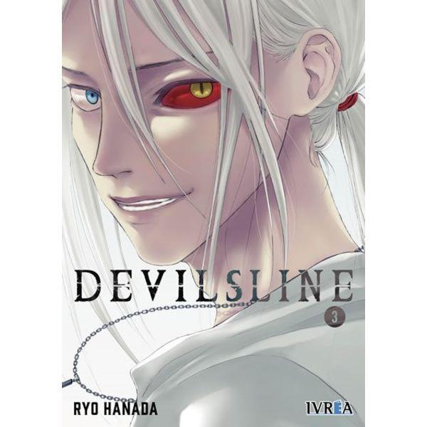Devils Line #03 Manga Oficial Ivrea
