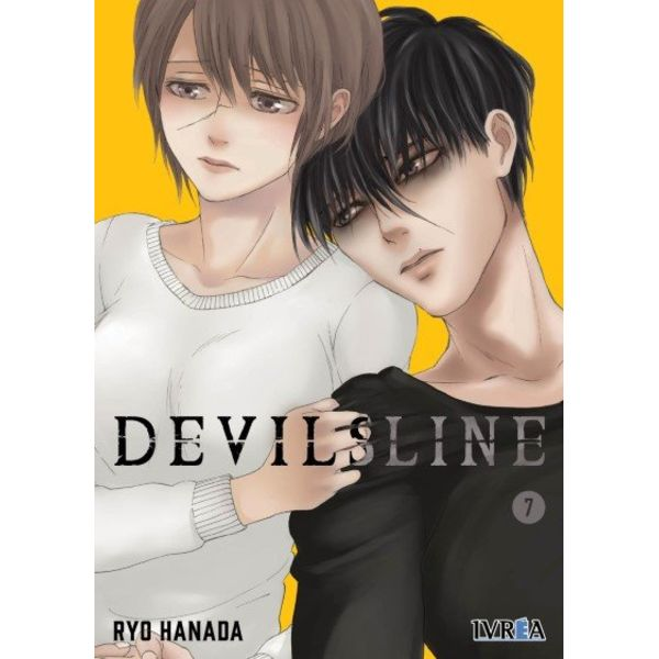 Devils Line #07 (Spanish) Manga Oficial Ivrea