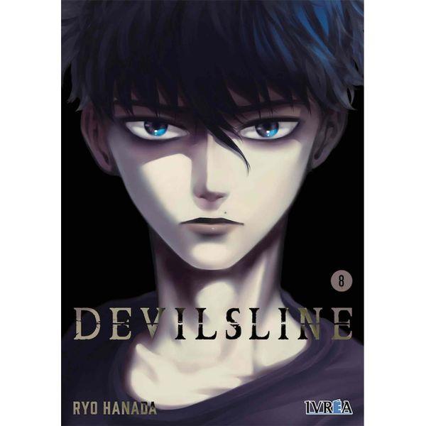 Devils Line #08 Manga Oficial Ivrea