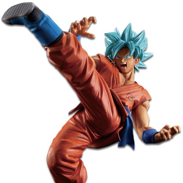 Figura Son Goku FES!! Special Ver. Super Saiyan God Vol.4 Dragon Ball Super