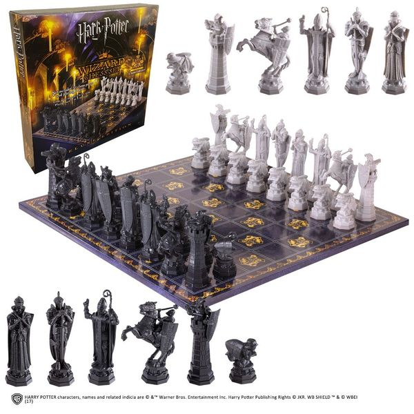 Ajedrez Wizards Chess Deluxe Edition Harry Potter