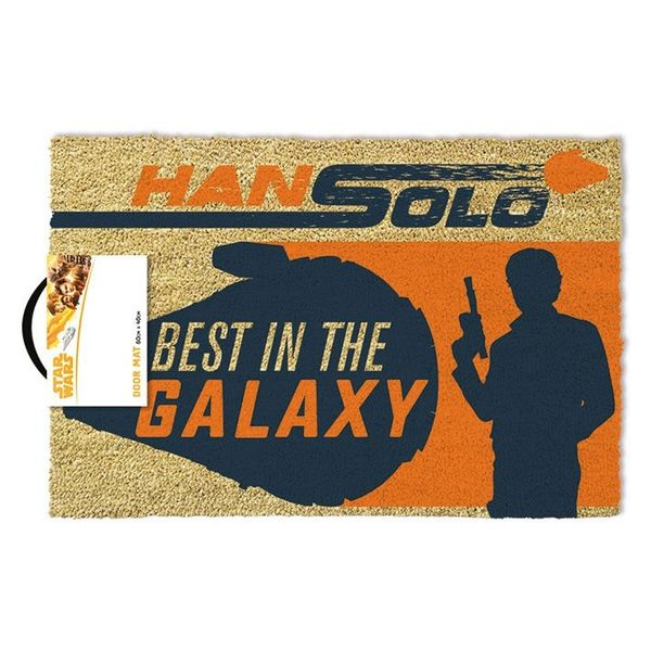 Han Solo Doormat Star Wars