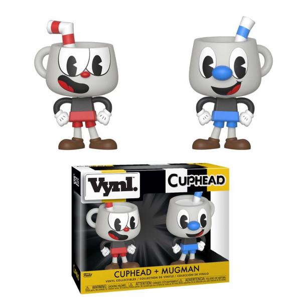 Funko Cuphead & Mugman Cuphead VYNL