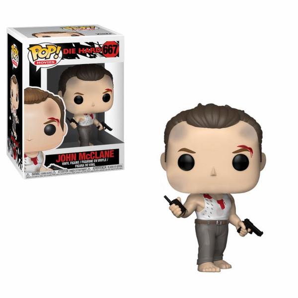 Funko John McClane Jungla de cristal POP!