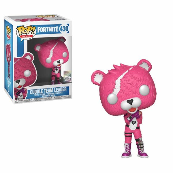 Funko Cuddle Team Leader Fortnite POP!