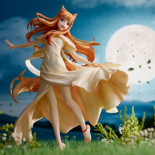 Figura Holo Spice and Wolf Ques Q