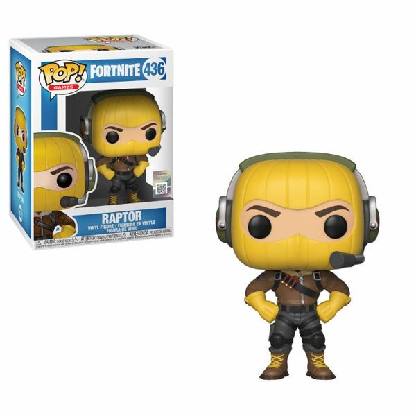 Funko Raptor Fortnite POP!