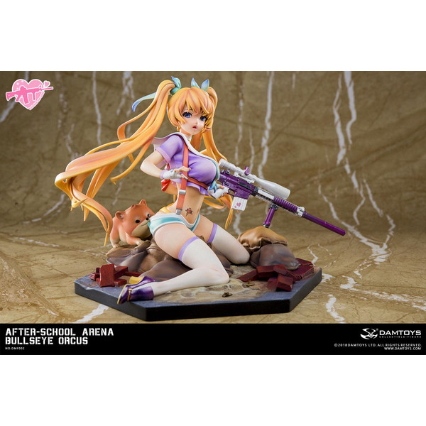 Figura Second Shot Bullyese Orcus After-School Arena