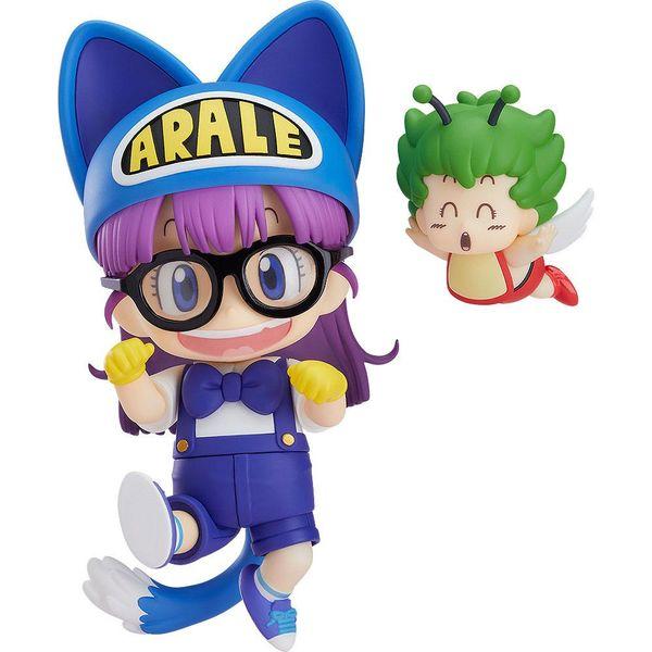 Nendoroid 1009 Arale Norimaki Cat Ears & Gatchan Dr Slump