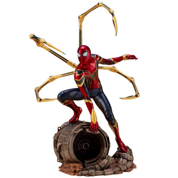 Figura Iron Spider Vengadores Infinity War ARTFX+