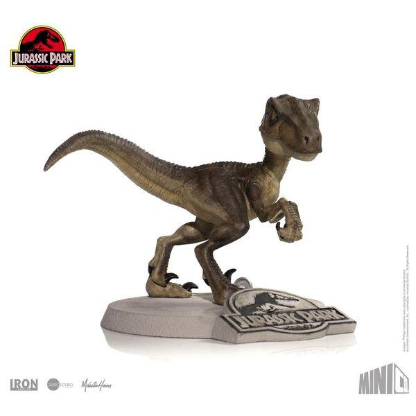 Figura Velociraptor Parque Jurasico Mini Co   Kurogami Tienda de ...