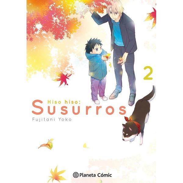 Hiso Hiso: Susurros #02