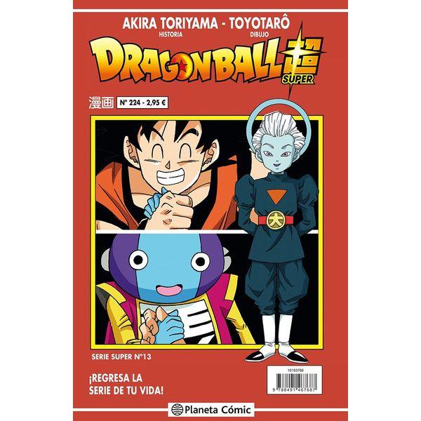 Dragon Ball Super Serie Super #13 Manga Oficial Planeta Comic