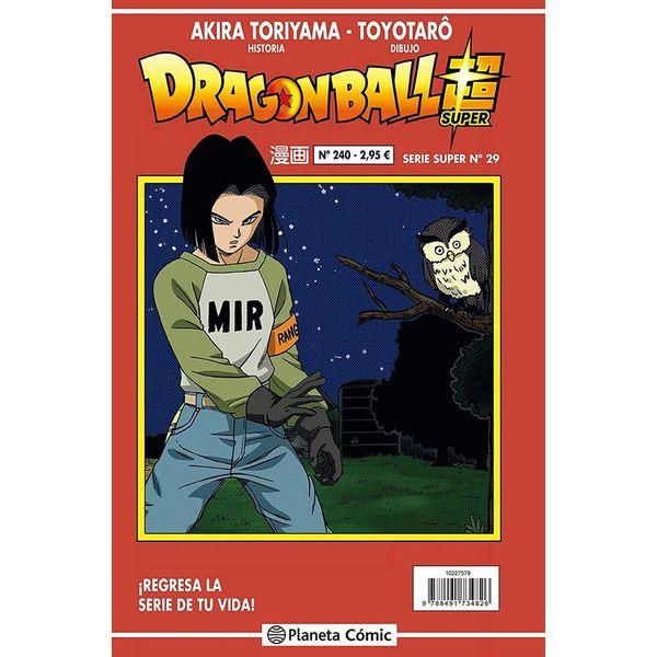 Dragon Ball Super Serie Super #29 Manga Oficial Planeta Comic (Spanish)