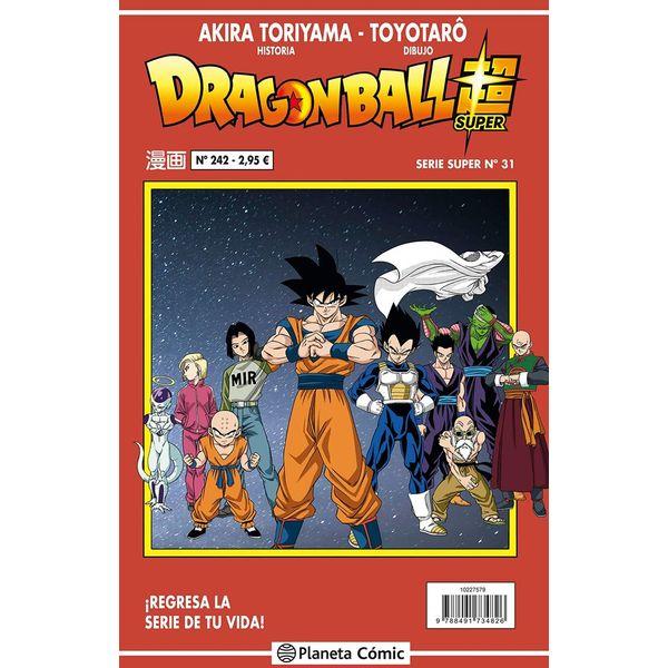 Dragon Ball Super Serie Super #31 Manga Oficial Planeta Comic