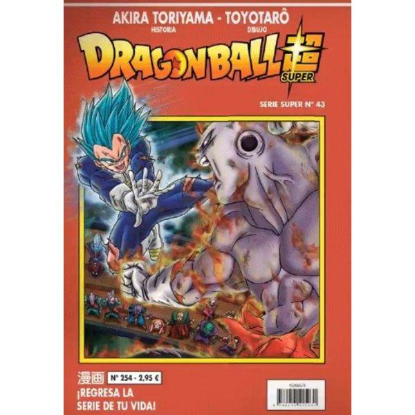 Dragon Ball Super Serie Super #43 Manga Oficial Planeta Comic