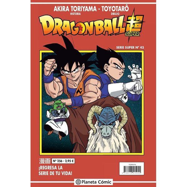 Dragon Ball Super Serie Super #45 Manga Oficial Planeta Comic