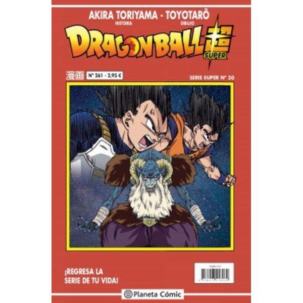 Dragon Ball Super Serie Super #50 Manga Oficial Planeta Comic