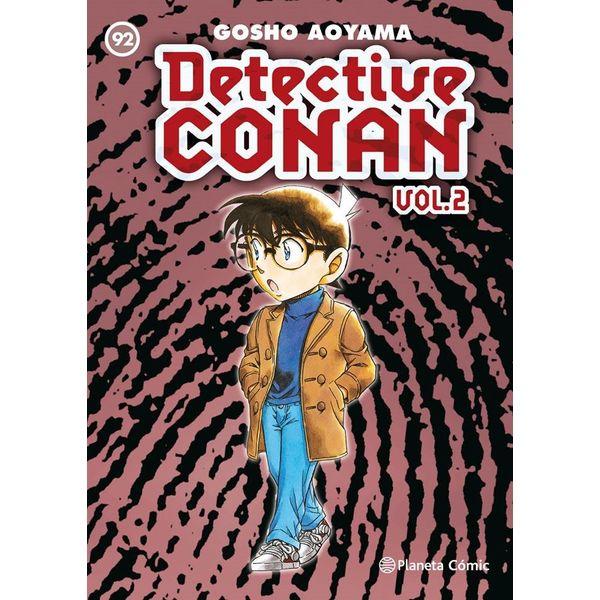 Detective Conan Vol 2 #92