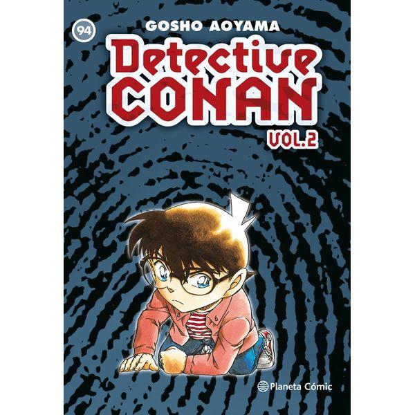 Detective Conan Vol 2 #94 Manga Oficial Planeta Comic