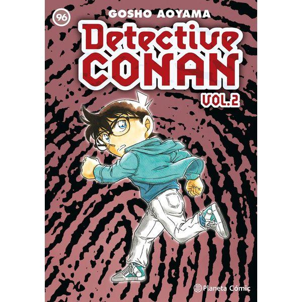 Detective Conan Vol 2 #96 Manga Oficial Planeta Comic
