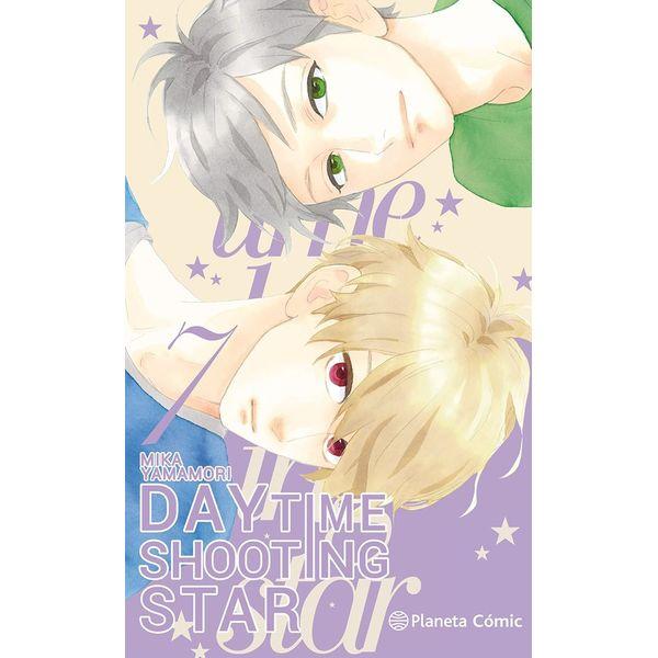 Daytime Shooting Stars #07 Manga Oficial Planeta Comic