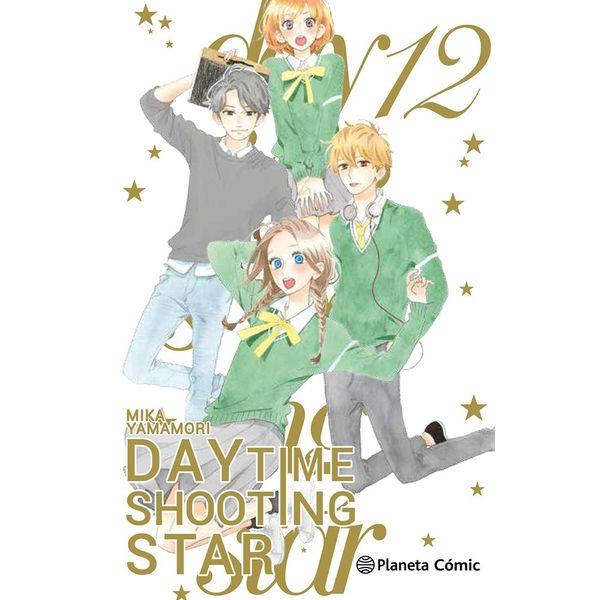 Daytime Shooting Star #12 Manga Oficial Planeta Comic