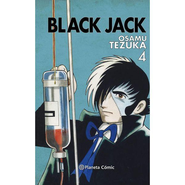 Black Jack #04 Manga Oficial Planeta Comic