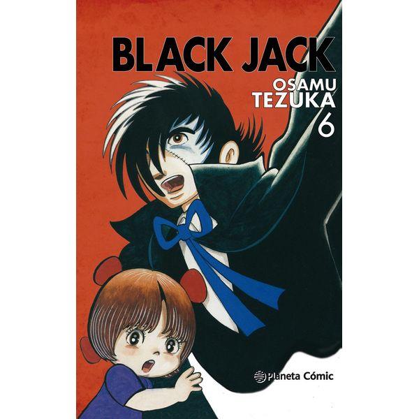 Black Jack #06 Manga Oficial Planeta Comic
