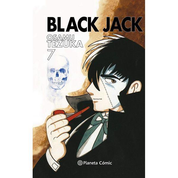 Black Jack #07 (Spanish) Manga Oficial Planeta Comic