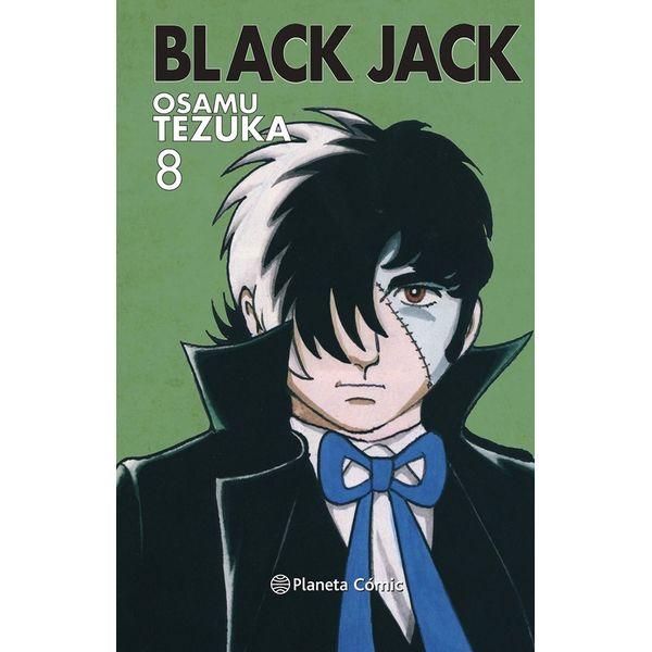 Black Jack #08 Manga Oficial Planeta Comic