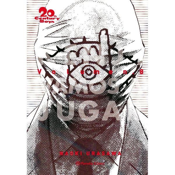 20th Century Boys (Nueva Edición) #08 Manga Oficial Planeta Comic (Spanish)