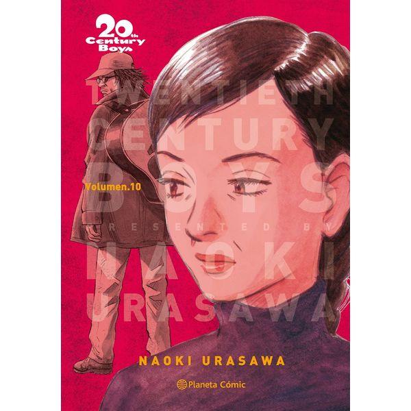 20th Century Boys (Nueva Edición) #10 Manga Oficial Planeta Comic