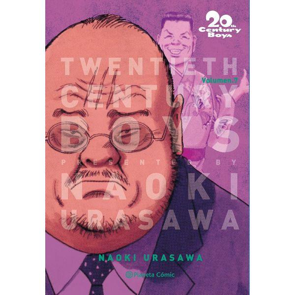 20th Century Boys (Nueva Edición) #07 Manga Oficial Planeta Comic