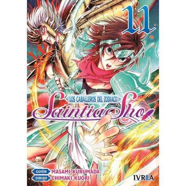 Saintia Sho - Saint Seiya #11 (Spanish) Manga Oficial Ivrea