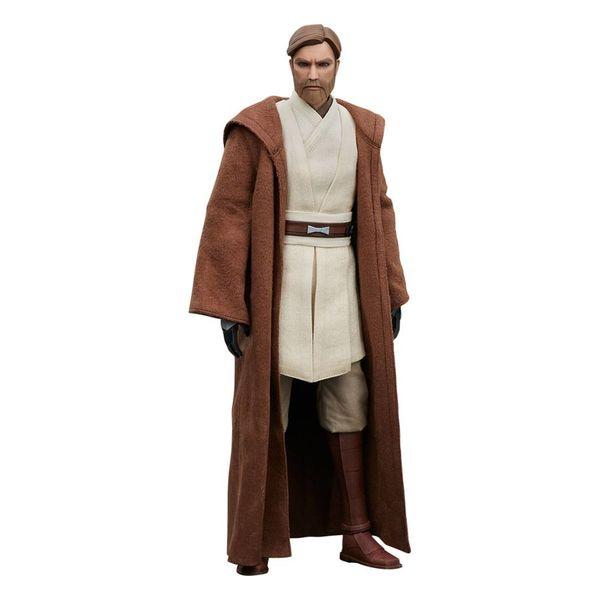 Figura Obi Wan Kenobi Star Wars The Clone Wars Sideshow Collectibles
