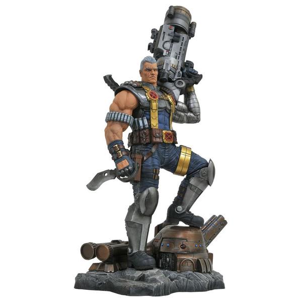 Estatua Cable Marvel Premier Collection