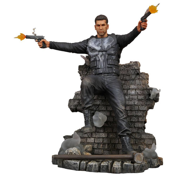 Figura Punisher TV Series Marvel Gallery
